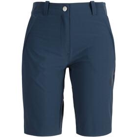 Mammut Runbold Pantalones cortos Mujer, azul